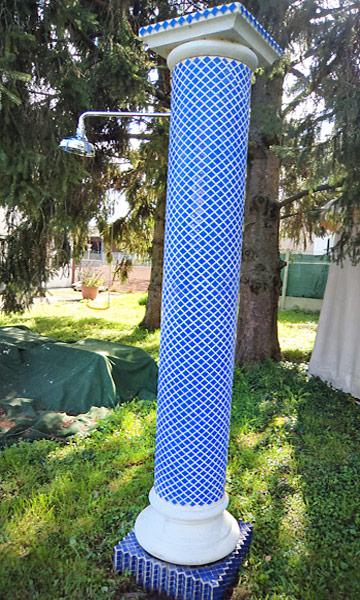 deco rome decoration exterieure villa colonnes antiques piliers portail coudieres deco interieure. Black Bedroom Furniture Sets. Home Design Ideas
